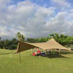 暑い夏のキャンプはこのテントがおすすめ! 涼しく過ごすコツ7選を沖縄在住者が紹介するよ