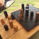 キャンプにおすすめのボードゲームは「クアルト(Quarto!)」