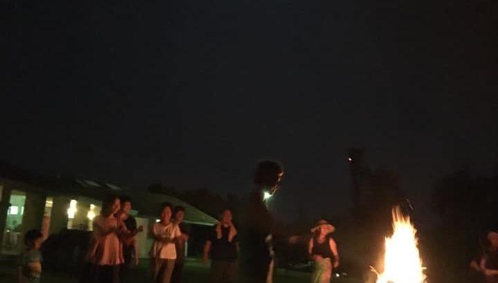沖縄・久米島の「シンリ浜キャンプ場」「奥武島キャンプ場」を紹介するよ!